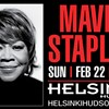 Living Legend Mavis Staples to Bring Soul-Gospel to Helsinki Hudson