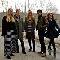 Living with Elephants Trumpets New Album in New Paltz