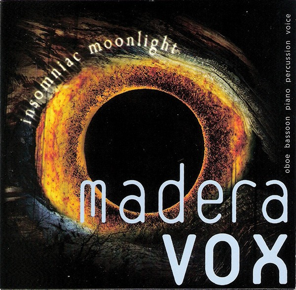 Madera Vox Insomniac Moonlight (2013, Independent)