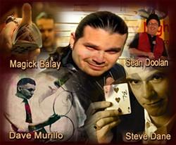 JOHN SOWLE - Magick Balay & Friends