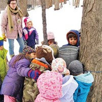 Maple Fest at the Randolph School