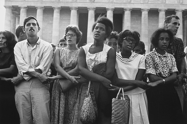 March on Washington; August 28, 1963. - LEONARD FREED