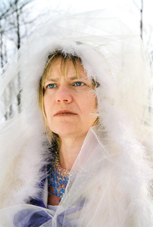 Maria Palmer as Norns - LISA LEVART