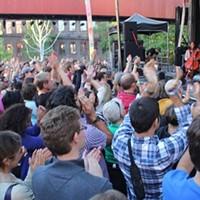 Mass MoCA FreshGrass Festival Lineup Announced