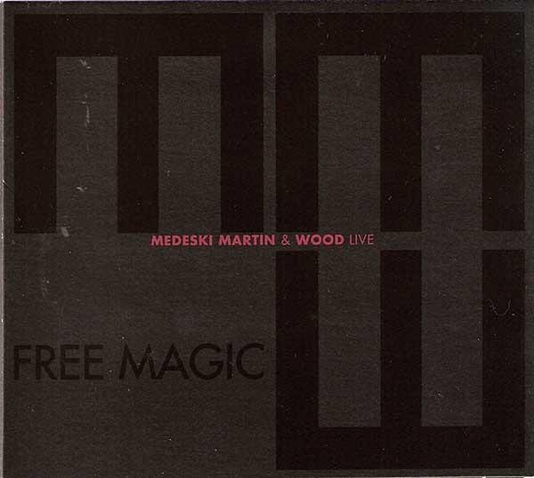 Medeski, Martin & Wood, Free Magic, 2012, Indirecto Records