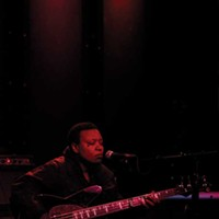 Hudson's Meshell Ndegeocello Nominated for Grammies