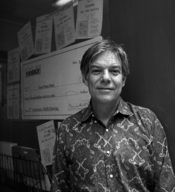 Michael Berg, executive director of Family of Woodstock