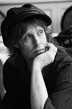 PAUL MAC MANUS - Mike Scott, The Waterboys vocalist.