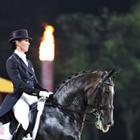 Millbrook Horse Trials Honors Olympic Rider