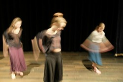 "LIJAH FRIEDMAN - ""Miss-use"" Barefoot Dance Company"