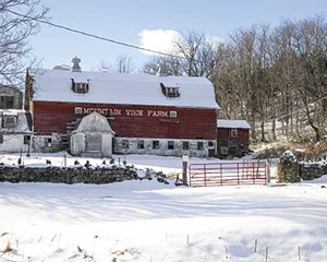 Mountain View Farm in Chester.