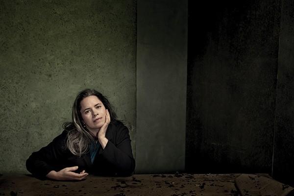 Natalie Merchant plays UPAC in Kingston on July 3. - DAN WINTERS