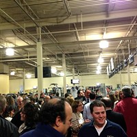 January Ulster County Chamber Mixer at MAC Fitness