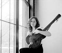 New York guitarist Mamie Minch.