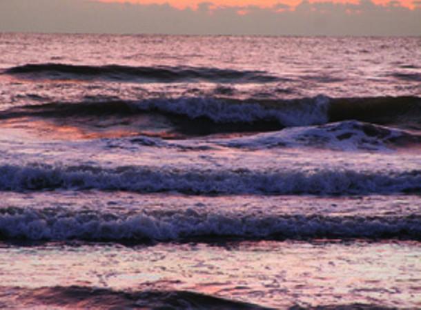 Ocean waves. - ERIC FRANCIS COPPOLINO