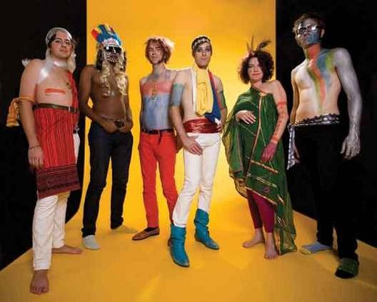 Of Montreal will perform at Vassar College on April 23.