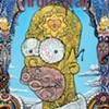 On the Cover: Portrait of Homer Simpson