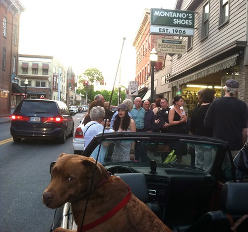 One of my favorite First Friday Photos: May 2012