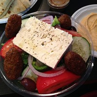 Opa! Gyros Greek Grill & Creperie in Uptown Kingston