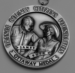 Orange County Citizens Foundation to Honor Jim Smith with Ottaway Medal