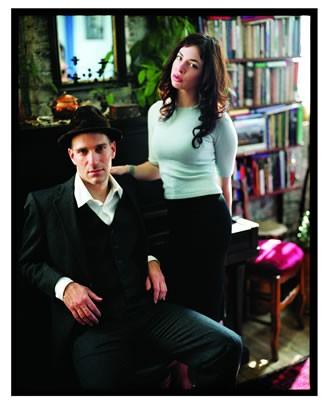 Oren Bloedow and Jennifer Charles of Elysian Fields