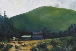JONATHAN WILNER - Pastoral Landscape