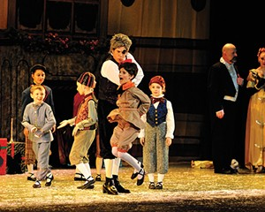 "Peter Naumann & Rebekah White in New Paltz Ballet Theater's ""The Nutcracker"""