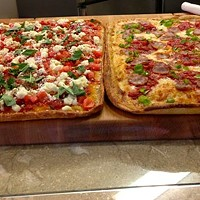 Slices in Saugerties: Healthy Pizza and Salads