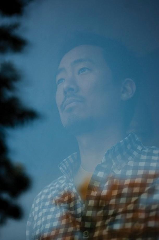 Poet, editor, translator Jeffrey Yang. - ROY GUMPEL