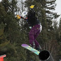 Rail Jam X Games Qualifier