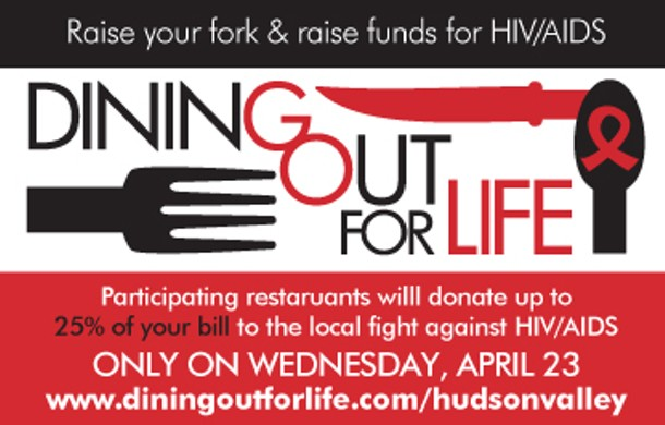 Raise your fork and raise funds for HIV/AIDS! | Dining ...