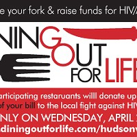 Raise your fork and raise funds for HIV/AIDS!