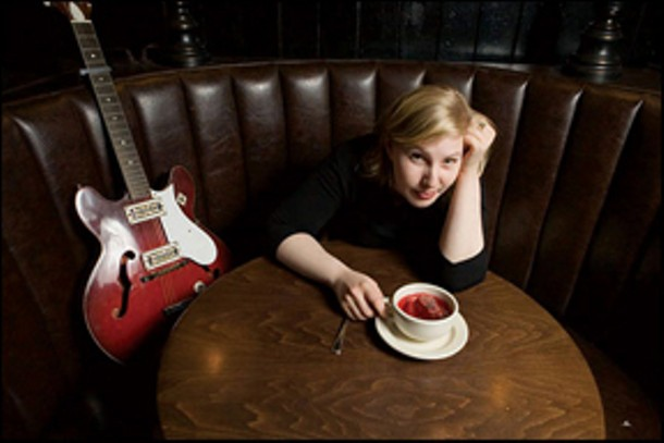 Rebecca Pronsky plays Muddy Cup/Inquiring Minds in Saugerties on March 15.