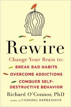 Wellness daily dose hudson valley chronogram thats the gist of oconnors new book rewire change your brain to break bad habits overcome addictions fandeluxe Image collections