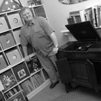 Hudson DJ Rich Conaty Unveils New Archival CD