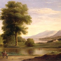 The Hudson River School via Cincinnati