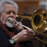 Roswell Rudd at Kleinert/James