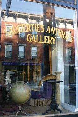 Saugerties Antiques Gallery - DAVID CUNNINGHAM