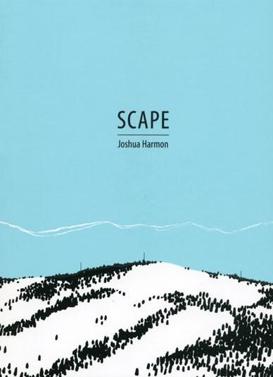 Scape, Joshua Harmon, Black Ocean, 2009, $12.95