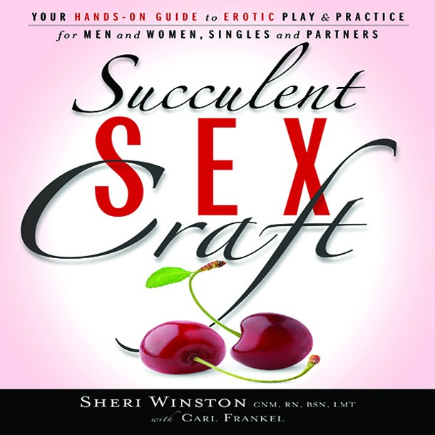 Sexperts Carl Frankel  and Sheri Winston celebrate twin book releases on October 8 in Kingston.