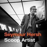 Book Review: Seymour Hersh: Scoop Artist