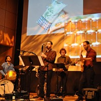 Jewish-Jazz Fusion Group Visits Ghent