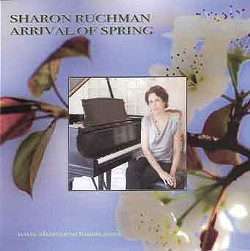 Sharon Ruchman - Arrival of Spring - (2010, Independent)