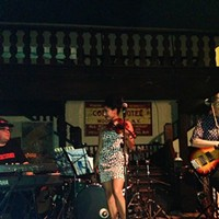 Simi Stone sings new songs at Colony Cafe