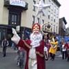 Sinterklaas' Send-Off in Kingston