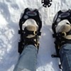 Try out Snowshoes for a Winter Workout