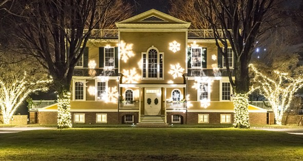 Sparkle! at Boscobel House & Gardens - LAURIE SPENS PHOTOGRAPHY