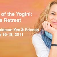 Colleen Saidman Yee's Joy of the Yogini: Women's Retreat