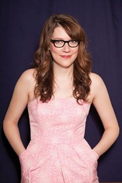 Stand-up comic Sara Schaefer comes to Rosendale's Market Market Café on October 20.
