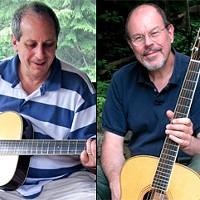 Stefan Grossman and Steve Katz